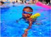 Płetwa do nauki pływania SwimFin Orange