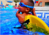 Płetwa do nauki pływania SwimFin Purple
