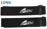 Dodatkowe paski do płetwy SwimFin Long białe logo
