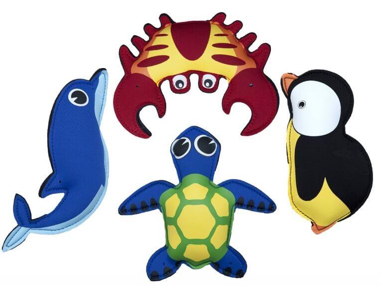 zabawki do nauki nurkowania dla dziei swimfin floaties