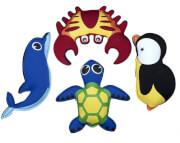 Zestaw zabawek do nauki nurkowania Floaties SwimFin