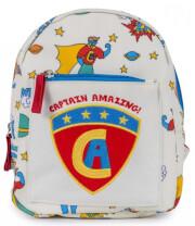 Plecaczek dla dziecka Pink Lining Niesamowity Kapitan