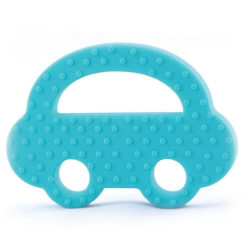 Bezpieczny gryzak silikonowy Koo-di auto