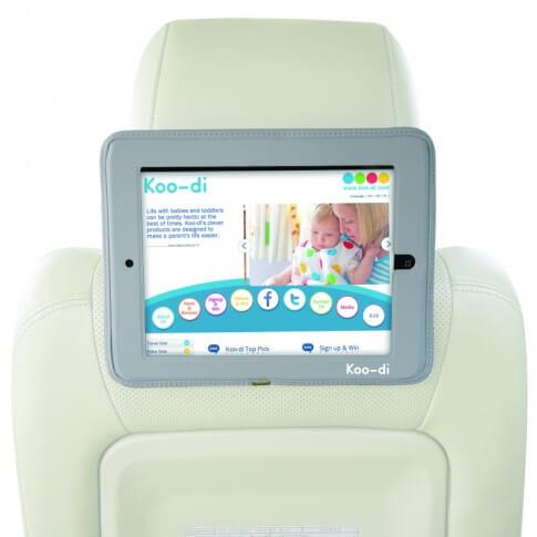 Mocowanie na iPada do samochodu Koo-di