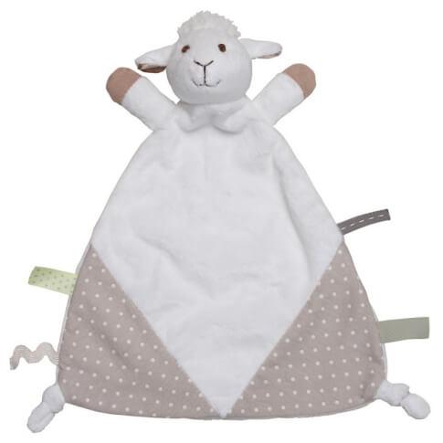 Przytulanka z metkami Little Lamby Koo-di