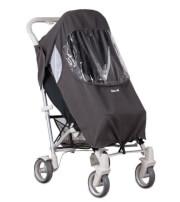 Osłona przeciwdeszczowa na wózek szara Koo-di