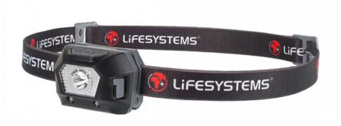 Ultralekka latarka czołowa Intensity 105 Head Torch Rechargeable Lifesystems