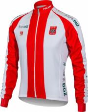 Bluza rowerowa BCM Nowatex Polska BGŻ