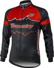 Bluza rowerowa BCM Nowatex XC Country RED