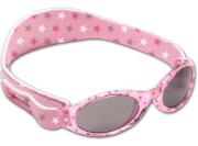 Dziecięce okulary przeciwsłoneczne Banz Dooky Pink Stars