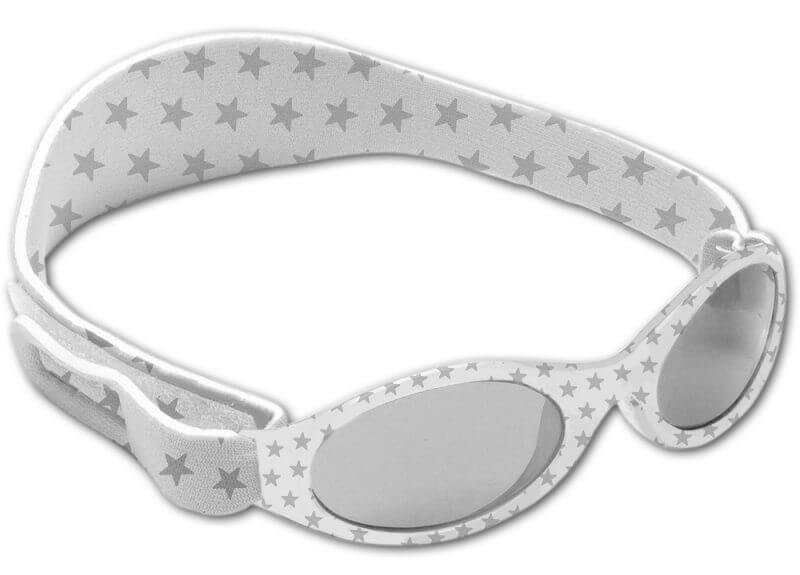 okularki przeciwsłoneczne dla małego dziecka z filtrem uv dooky