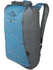 Składany plecak turystyczny 22L Ultra-Sil Dry Daypack Sea to Summit niebieski
