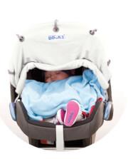 Ochronna osłonka do wózków i fotelików dziecięcych Cream Dooky