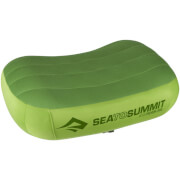 Poduszka podróżna Aeros Pillow Premium Large zielona Sea to Summit