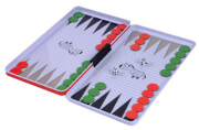 Gra magnetyczna Backgammon Tryktrak The Purple Cow