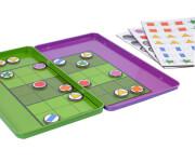 Gra magnetyczna na podróż Sudoku Kształty The Purple Cow