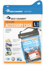 Worek Sea To Summit TPU Guide Accessory Cases Small Niebieski