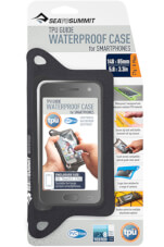 Pokrowiec na telefon Sea To Summit TPU Guide Wateroroof Case for Smartphones Czarny