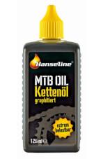 Olej Mtb z grafitem 125 ml Mtb Oil Hanseline