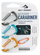 Karabinki Sea To Summit komplet Accessory Carabiner Set 3pcs