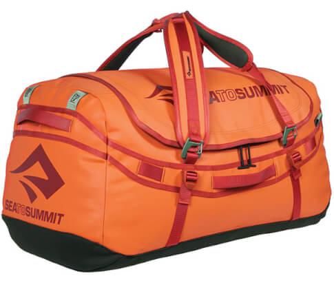 Torba Nomad Duffle  65L pomarańczowa Sea To Summit