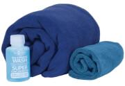 Zestaw kosmetyczny Tek Towel Wash Kit Large Sea To Summit