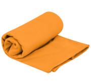 Ręcznik Dry Lite Towel X Small pomarańczowy Sea To Summit