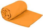 Ręcznik Dry Lite Towel Medium pomarańczowy Sea To Summit