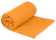 Ręcznik Dry Lite Towel Large pomarańczowy Sea To Summit