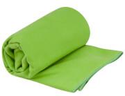 Ręcznik Dry Lite Towel Small limonkowy Sea To Summit