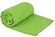 Ręcznik Dry Lite Towel Medium limonkowy Sea To Summit