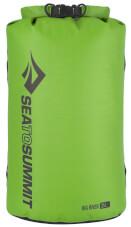 Wodoszczelny worek Big River Dry Bag zielony 35l Sea To Summit