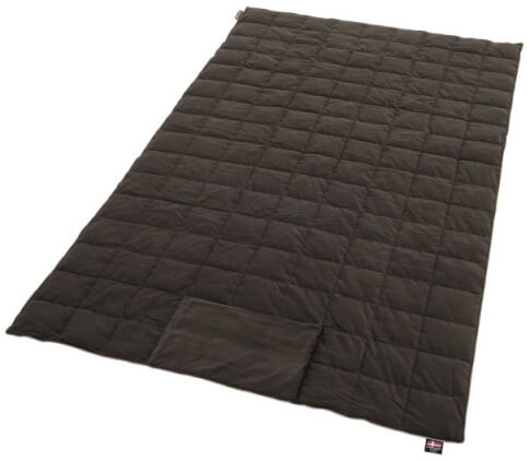 Kołdra-koc Constellation Comforter Brown Outwell