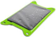 Pokrowiec na tablet limonkowy Medium Guide Waterproof Case Sea To Summit