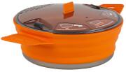 Garnek turystyczny X-Pot 1.4l pomarańczowy Sea To Summit