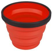 Kubek turystyczny czerwony 250ml X-Cup Sea To Summit