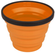 Kubek turystyczny pomarańczowy 480ml X-Mug Sea To Summit