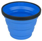 Kubek turystyczny niebieski 480ml X-Mug Sea To Summit