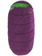 Śpiwór dla dzieci Ellipse Junior Majesty Purple Easy Camp