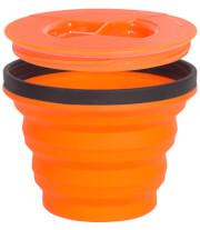 Pojemnik na żywność X-Seal & Go Small pomarańczowy Sea To Summit