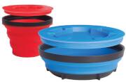 Zestaw pojemników X-Seal & Go Set Large Sea To Summit niebieski