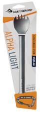 Łyżko widelec długi Alpha Light Sea To Summit
