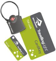 Kłódka turystyczna na kartę TSA Travel Lock Cardkey Sea To Summit