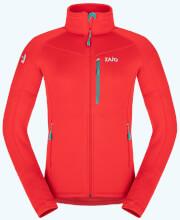 Męska bluza polarowa Arlberg Jkt Zajo Racing Red
