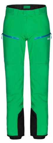 Spodnie w góry Nassfeld Pants zielone Zajo