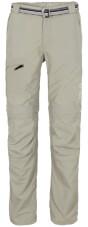 Letnie spodnie trekkingowe L'Gota Milo z odpinanymi nogawkami piaskowe