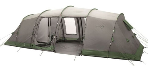 Namiot rodzinny dla 8 osób Huntsville 800 zielony Easy Camp