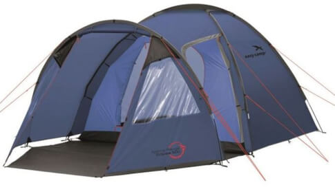 Namiot turystyczny dla 5 osób Eclipse 500 Blue Easy Camp