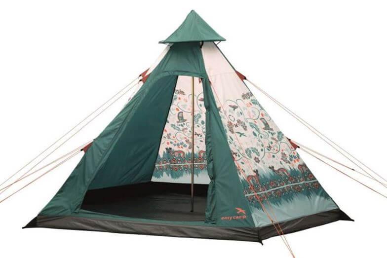 b16160baad857 Namiot turystyczny dla 4 osób Dayhaven Easy Camp tipi   Sklep ...