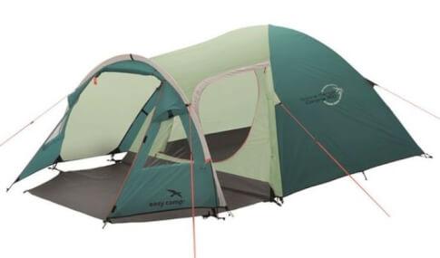 Namiot turystyczny dla 3 osób Corona 300 zielony Easy Camp